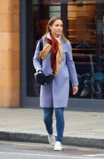 PIPPA MIDDLETON Out and About in London 03/25/2018