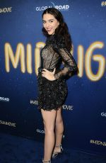 QUINN SHEPHARD at Midnight Sun Premiere in Hollywood 03/15/2018