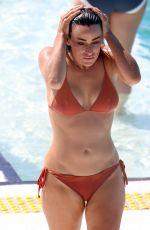 RACHAEL GOUVIGNON in Bikini at a Pool in Sydney 03/16/2018