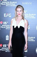 RACHAEL TAYLOR at 15th Monte Carlo Film Festival Closing Ceremony 03/03/2018