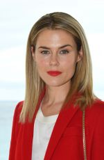 RACHAEL TAYLOR at Finding Steve McQueen Photocall in Milan 03/02/2018