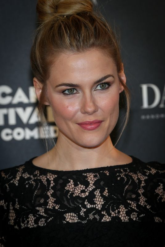 RACHAEL TAYLOR at Finding Steve McQueen Premiere at Monte-carlo Film Festival 03/02/2018