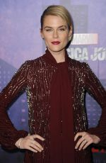 RACHAEL TAYLOR at Jessica Jones Season 2 Premiere in New York 03/07/2018