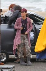 RACHEL BILSON on the Set of Take Two in Malibu 03/14/2018