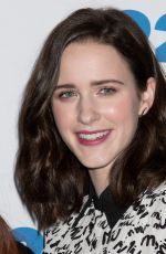 RACHEL BROSNAHAN at 92Y Presents the Casts of Marvelous Mrs. Maisel in New York 03/01/2018