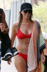 RACHEL GOUVIGNON in Bikini at a Beach in Sydney 03/12/2018