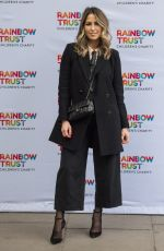 RACHEL STEVENS at Trust in Fashion Fundraiser Photocall in London 03/19/2018