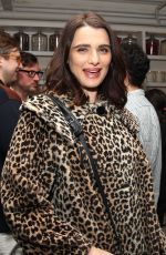 RACHEL WEISZ at Metrograph 2nd Anniversary Party in New York 03/22/2018