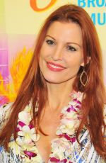 RACHEL YORK at Escape to Margaritaville Opening Night in New York 03/15/2018