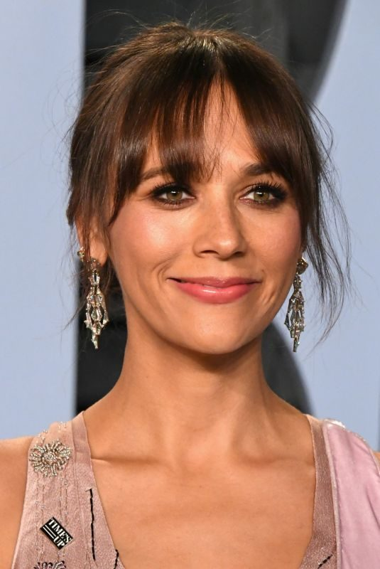 RASHIDA JONES at 2018 Vanity Fair Oscar Party in Beverly Hills 03/04/2018