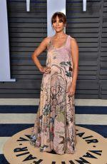 RASHIDA JONES at 2018 Vanity Fair Oscar Party in Beverly Hills 03/04/2018