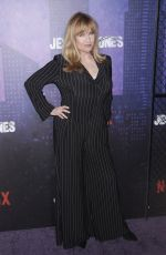 REBECCA DE MORNAY at Jessica Jones Season 2 Premiere in New York 03/07/2018