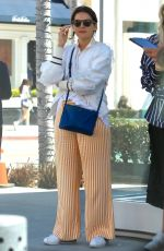 REBECCA FERGUSON Out Shopping in Beverly Hills 03/19/2018