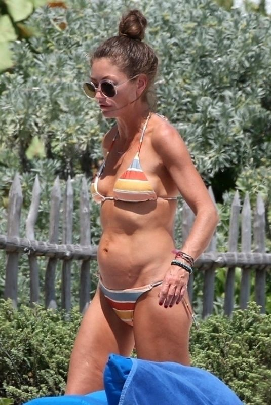 REBECCA GAYHEART in Bikini on Vacation in Mexico 03/20/2018