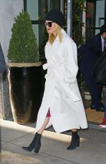 REESE WITHERSPOON Arrives at Good Morning America in New York 03/08/2018