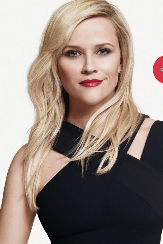 REESE WITHERSPOON for Daily Luxury, March 2018
