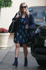 REESE WITHERSPOON Out for Lunch in Hollywood 03/22/2018