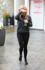 REESE WITHERSPOON Out for Morning Workout in Brentwood 03/21/2018