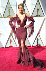 RENEE BARGH at 90th Annual Academy Awards in Hollywood 03/04/2018