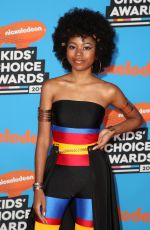 RIELE DOWNS at 2018 Kids