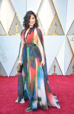 RITA HAYEK at 90th Annual Academy Awards in Hollywood 03/04/2018