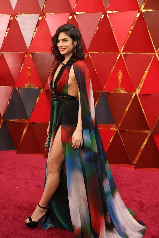 RITA HAYEK at 90th Annual Academy Awards in Hollywood 03/04/2018