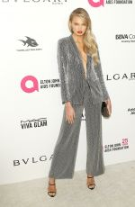 ROMEE STRIJD at Eton John Aids Foundation Academy Awards Viewing Party in Los Angeles 03/04/2018