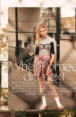 ROMEE STRIJD for Elle Magazine, UK January 2018
