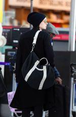 ROONEY MARA at Heathrow Airport in London 03/28/2018