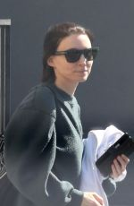 ROONEY MARA Leaves Karate Class in Beverly Hills 03/19/2018