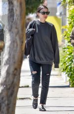 ROONEY MARA Out and About in Los Angeles 03/27/2018