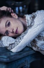 ROSE LESLIE in Town & Country Magazine, February 2018