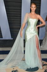ROSIE HUNTINGTON-WHITELEY at 2018 Vanity Fair Oscar Party in Beverly Hills 03/04/2018