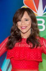 ROSIE PEREZ at NBC Midseason Press Junket in New York 03/08/2018