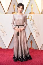 SALLY HAWKINS at 90th Annual Academy Awards in Hollywood 03/04/2018