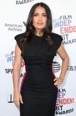 SALMA HAYEK at 2018 Film Independent Spirit Awards in Los Angeles 03/03/2018