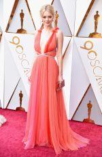 SAMARA WEAVING at 90th Annual Academy Awards in Hollywood 03/04/2018