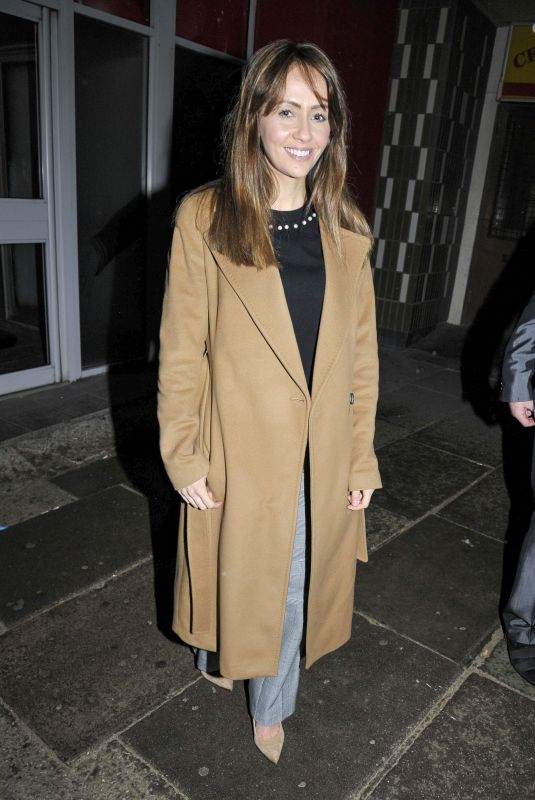 SAMIA GHADIE Arrives at Marvel Launch at Madame Tussauds in Blackpool 03/22/2018
