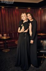 SAOIRSE RONAN and ELIZABETH SALTZMAN for The Hollywood Reporter, March 2018