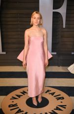 SAOIRSE RONAN at 2018 Vanity Fair Oscar Party in Beverly Hills 03/04/2018