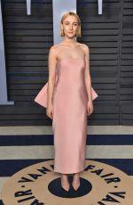 SAOIRSE RONAN at 2018 Vanity Fair Oscar Party in Beverly Hills 03/04/2018