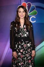 SARA BAREILLES at NBC Midseason Press Junket in New York 03/08/2018