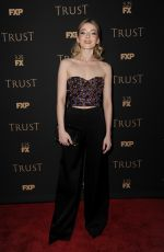 SARAH BOLGER at FX All-star Party in New York 03/15/2018