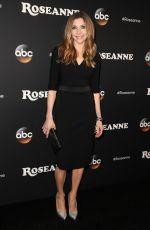 SARAH CHALKE at Roseanne Premiere in Los Angeles 03/23/2018