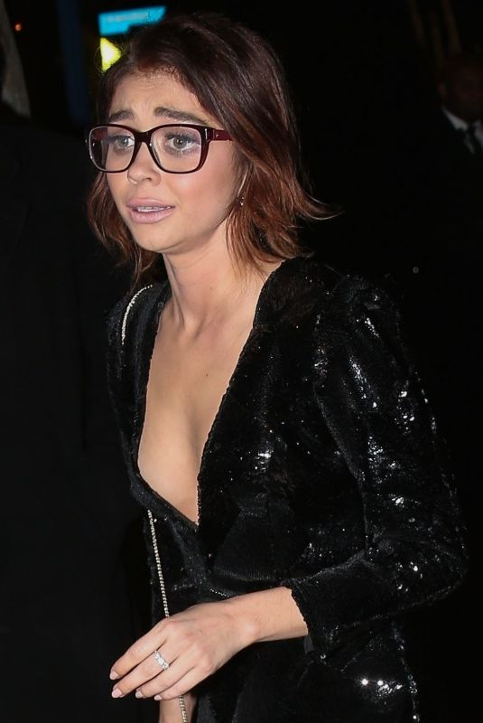 SARAH HYLAND at Delilah in West Hollywood 03/11/2018