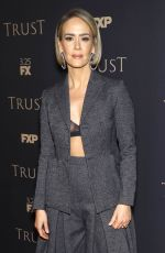 SARAH PAULSON at FX All-star Party in New York 03/15/2018