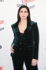 SARAH SILVERMAN at 2018 Film Independent Spirit Awards in Los Angeles 03/03/2018