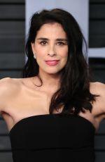 SARAH SILVERMAN at 2018 Vanity Fair Oscar Party in Beverly Hills 03/04/2018