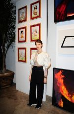 SASHA FROLOVA at Other People's Children Store Opening in Los Angeles 03/08/2018