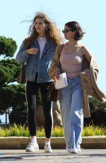 SELENA GOMEZ Arrives at Nobu in Malibu 03/15/2018